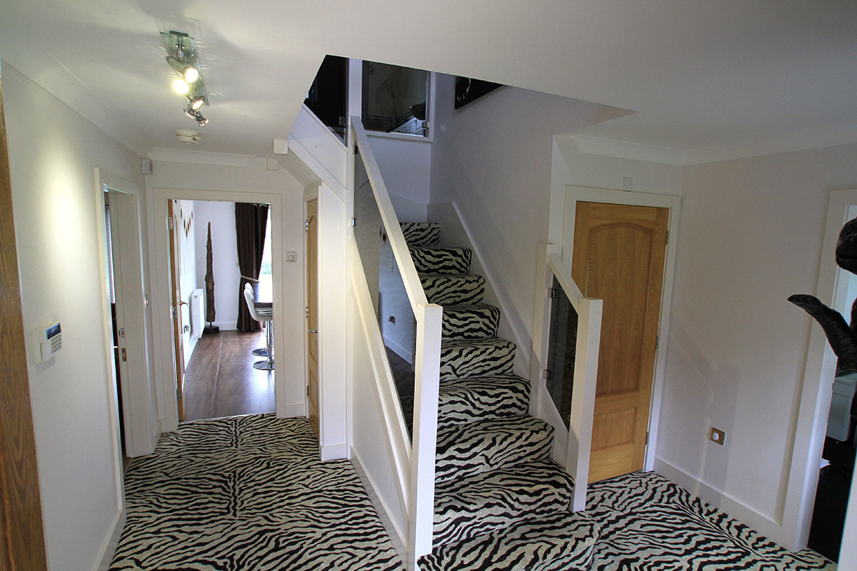 Home Staircase Rail