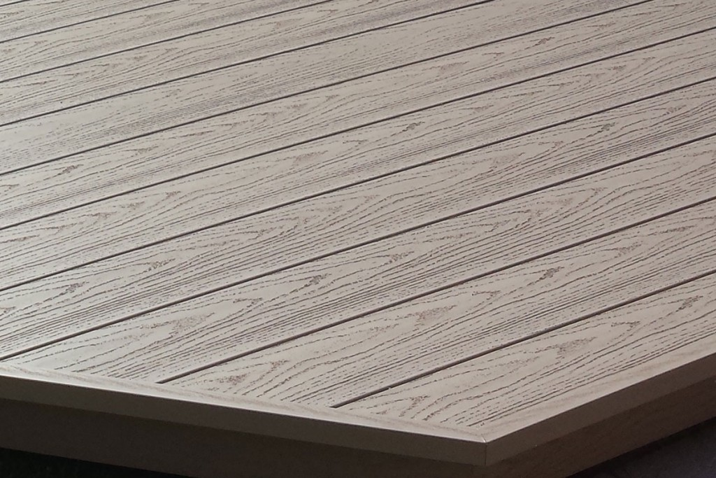 Decking board example